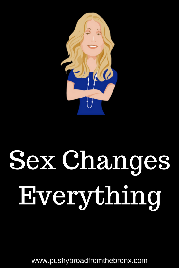 Sex Changes Everything (Republished)