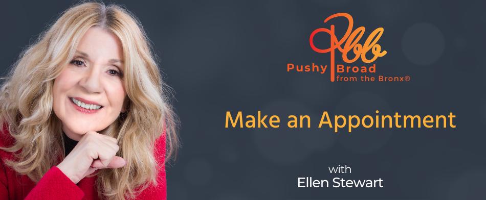 Make an Appointment with Ellen Stewart