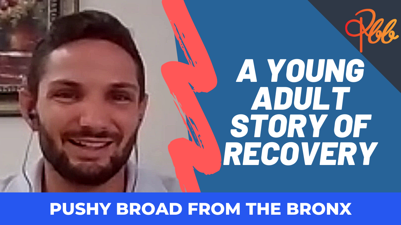 A Young Adult Story of Recovery