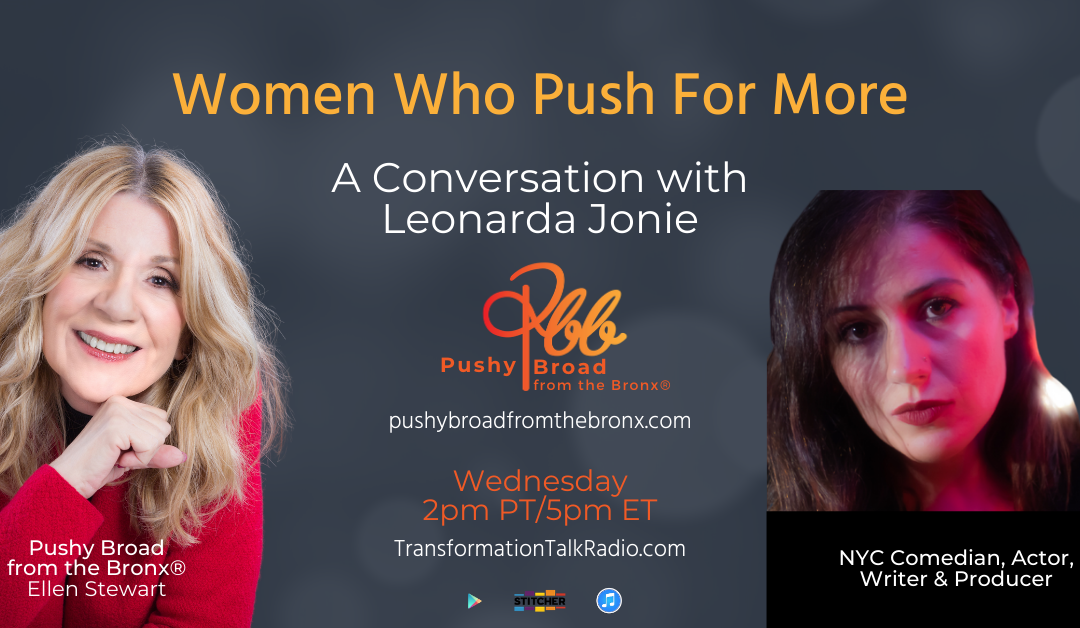 A Conversation With Leonarda Jonie