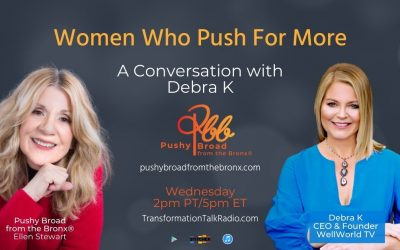 A Conversation With Debra K