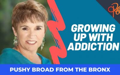 Growing Up with Addiction with Claudia Black PhD