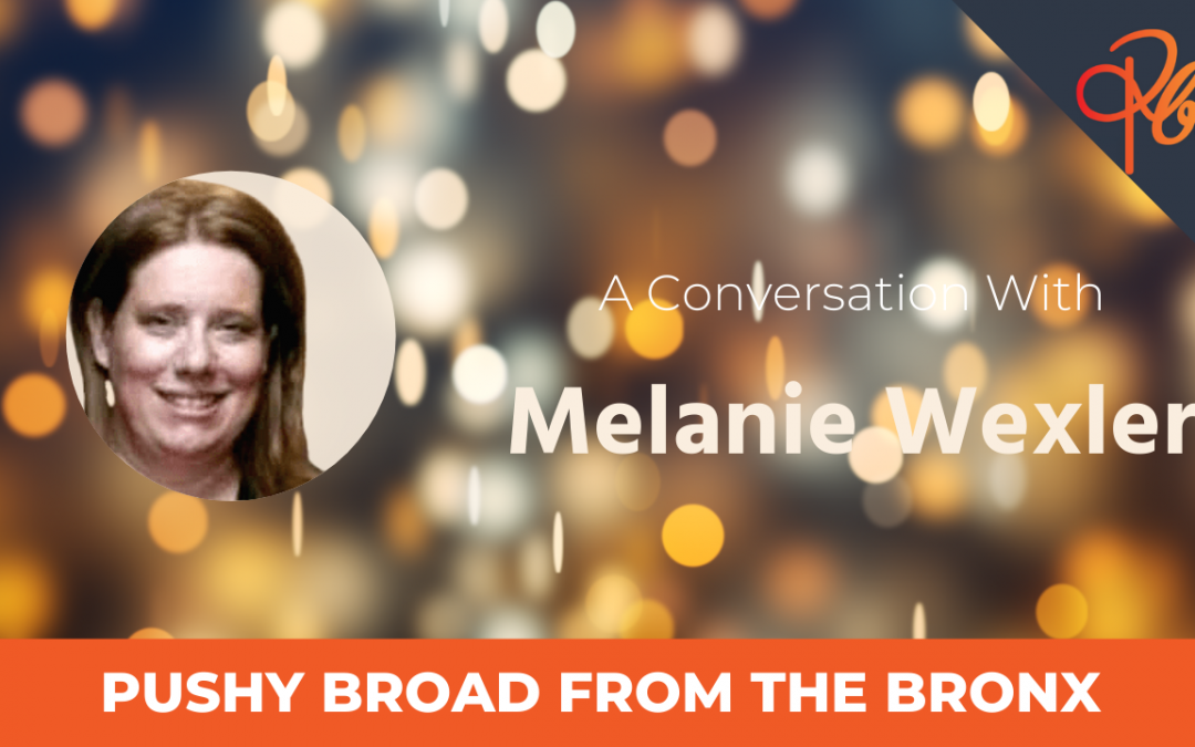 A Conversation with Melanie Wexler | Women Who Push For More